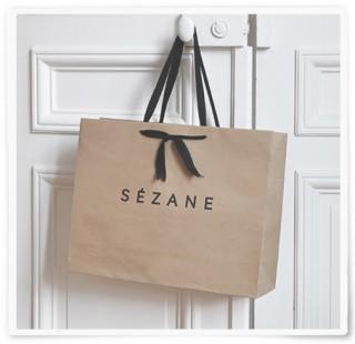 Logo Sézane
