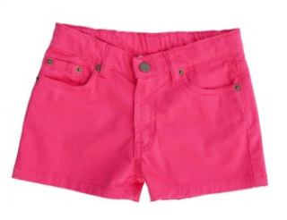 marie puce short
