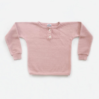 pull-tunisien-maille-bebe-coton-rose-grise-14559_40235