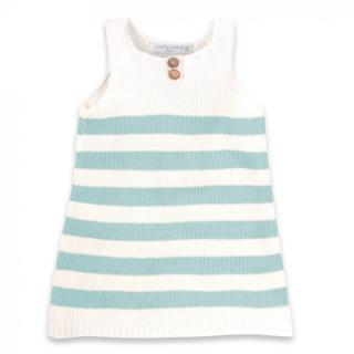 robe-enfant-rayee-ecru-et-bleu-ciel-tricotee-au-point-jersey-en-bambou-et-coton