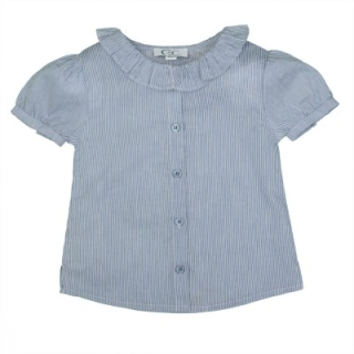 blouse-bebe-cirque-georges-blue