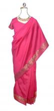 sari-rose-indien