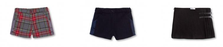Shorts CdeC hiver 14