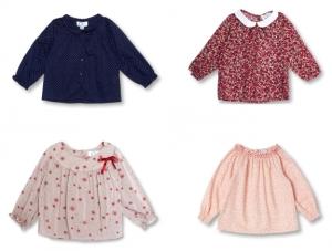 blouse bébé cdec hiver 2014