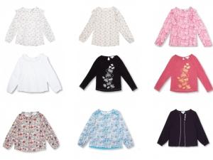 blouses cdec hiver 2014