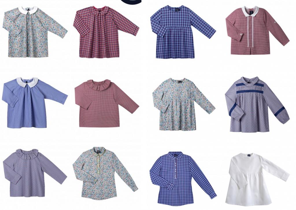 FF blouses