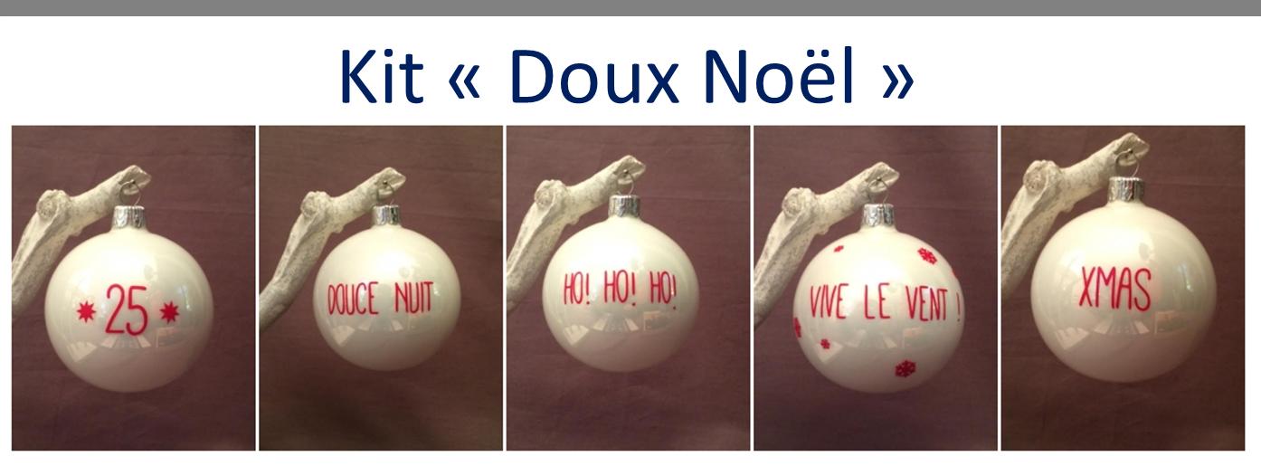 Kit Creation Boule De Noel.Dans La Boutique Des Trouvailles Les P Tits Barjots