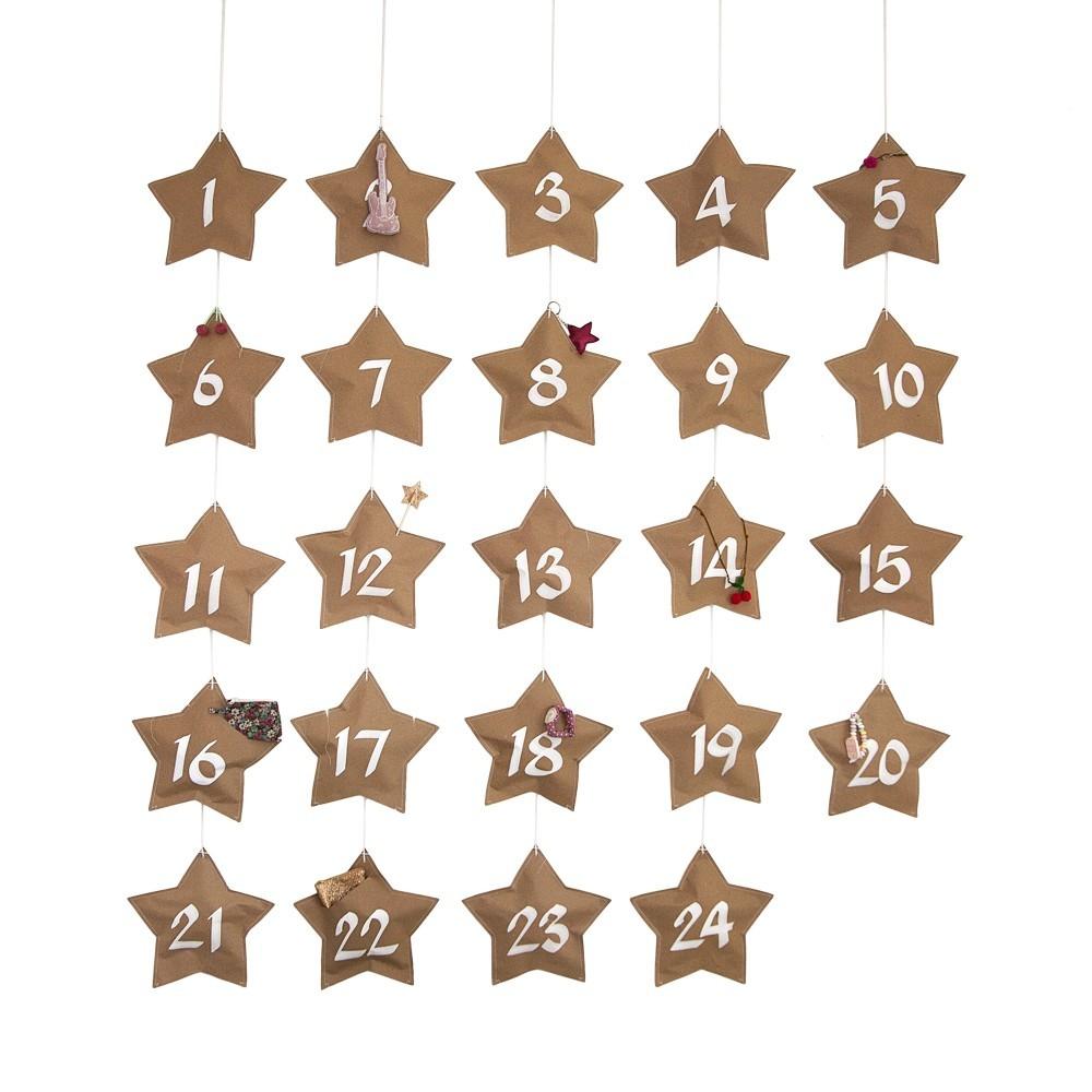 Noel l avent calendriers pour petits et pour grands - Calendrier de l avent a colorier ...