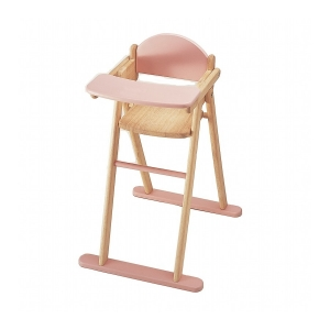 chaise-haute-pour-poupee-en-bois