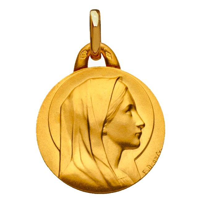 Medaille-Vierge-Marie