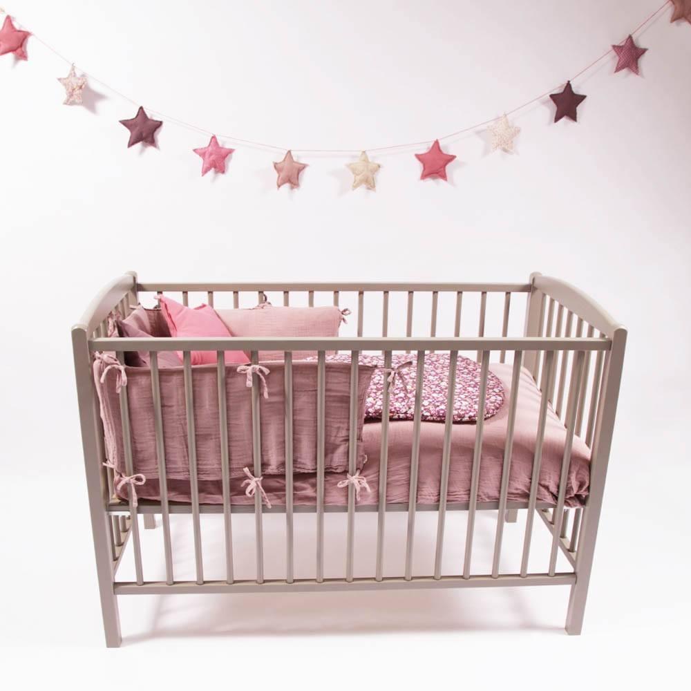 tour de lit marie tour de lit marie personnalis oups. Black Bedroom Furniture Sets. Home Design Ideas