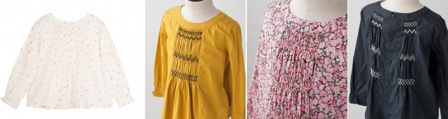 blouse baya
