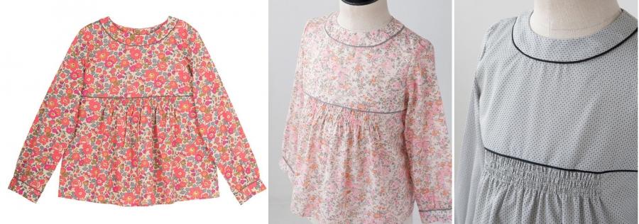 blouse belia