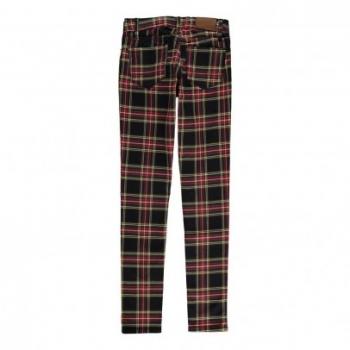 pantalon-skinny-tartan-vinata-multicolore
