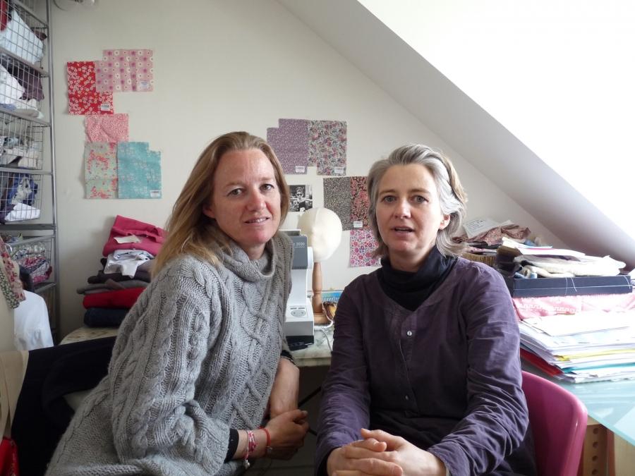 Anne et Camille1