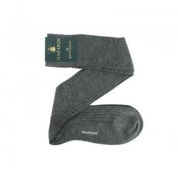 chaussettes-cachemire-gris