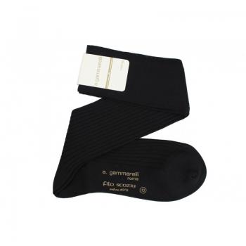 chaussettes-mi-bas-noir