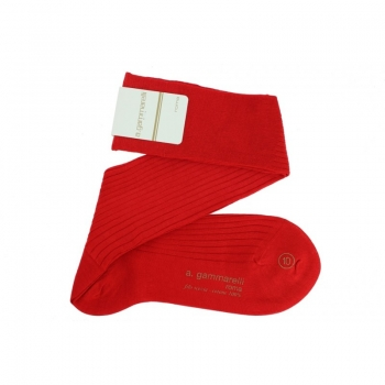 chaussettes-rouge