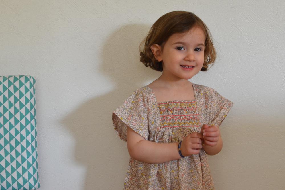 d3ef387f2bd9c 4. Bonton -Robe India – 6 ans encore grand 5. Marie Puce – Robe Adélaïde – 6  ans 6. Ma Prune Céleste – Robe paysanne – Commande spéciale 6 ans
