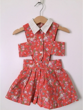 robe-martine-fleur-orange-