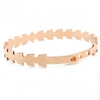 bracelet-feuilles-plaque-or-rose