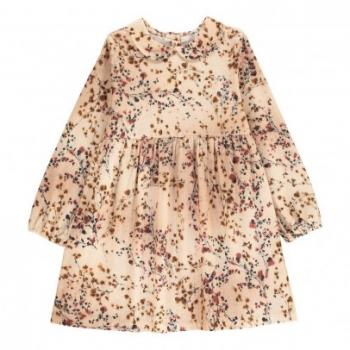 robe-col-claudine-fleurs-ecru