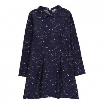 robe-flanelle-galaxy-simone-bleu-nuit