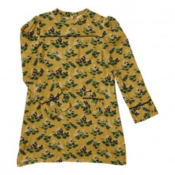 robe-fleurs-sugi-ocre