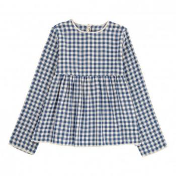 blouse-vichy-bleu