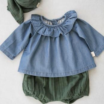 blouse-col-volant-jeans-edition-limitee